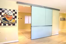 modern glass barn door. Glass Barn Doors Bedroom Modern With 3-form Sliding Panels San Francisco Door Dealers And T