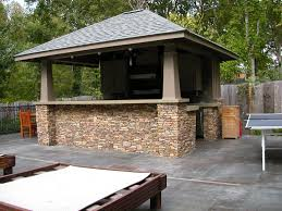 patio outdoor stone kitchen bar:  images about outdoor kitchen on pinterest patio covered patios and fireplaces