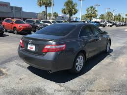 2008 Used Toyota Camry 4dr Sedan I4 Automatic at Palm Beach Toyota ...