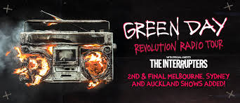 <b>Green Day</b> 2017 Australia & New Zealand Tickets, Concert Dates ...