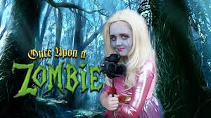 zombie princess makeup tutorial once upon a zombie sleeping beauty you