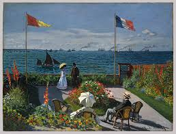 impressionism art and modernity essay heilbrunn timeline of  garden at sainte adresse