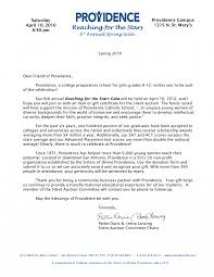 Business Letters Letter To Solicit Donations Frominesses Charity
