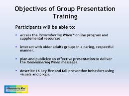 Training Slides How To Run The Group Presentation Ppt Download