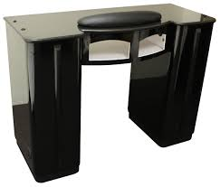 home cc 1522 manicure table with granite top