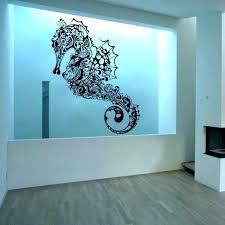 ocean themed nursery wall art beach decor house ideas home metal nautical d m