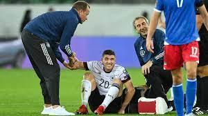 WM-Qualifikation: Nationalspieler Robin Gosens verletzte sich gegen  Liechtenstein am Fuß - Eurosport