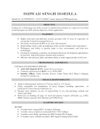 example of cv resumes