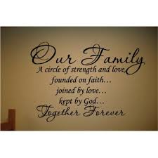 Christian Family Quotes And Sayings Best of Christian Quotes About Family Family Bless Everything Give Thanks