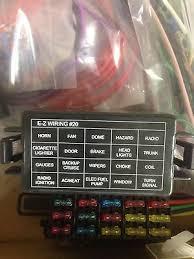 hot rod wiring zeppy io 20 mini fuses ez wiring harness chevy mopar ford street hot rod wires