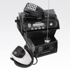 motorola mobile radios.