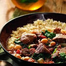 Lamb Stew Recipe Middle Eastern Lamb Stew Recipe Eatingwell