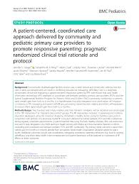 Pdf A Patient Centered Coordinated Care Approach Delivered