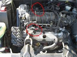 1994 pontiac grand prix 3 4l dohc vacuum diagram fixya check hoses for cracks and holes at the pictured locations