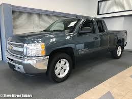 Used 2013 Chevrolet Silverado 1500 Truck Extended Cab For Sale ...