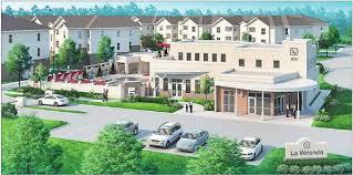 La Véranda Apartment Complex Underway on Polly Lane - A-Biz