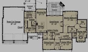 24 Surprisingly Single Story House Plans With 2 Master Suites