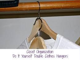 Double Clothes Hangers
