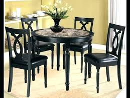 fascinating black kitchen table small round kitchen table small dining table for 4 impressive small black