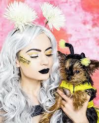 blee bee makeup idea