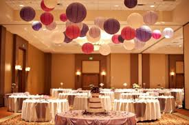 Paper Lamps Paper Lanterns Wedding Ceiling Decorations