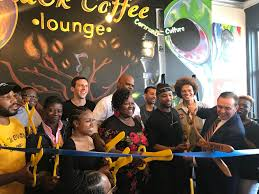 Owned and operated by former us barista champs lem black coffee lounge in cincinnati. Black Coffee Lounge The Next Thing From Black Owned Clothing Store