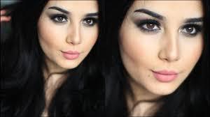 مكياج سموكي سهل جدا easy smooky eyes makeup you