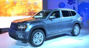 2018 volkswagen 7 seater. interesting 2018 2018 vw atlas is a brandnew 7seater large crossover for north america volkswagen 7 seater 0
