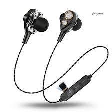 Tai Nghe Bluetooth 4.1 Fs + 4 Âm Thanh Vòm 6d - Tai nghe Bluetooth chụp tai  Over-ear