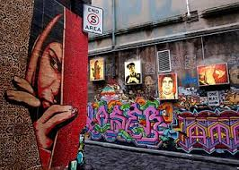 >street art in melbourne wikipedia