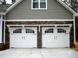 11 garage pergola over carriage doors