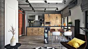 Design A Loft Room Splendid Loft Interior Design Apartments Combine Space And