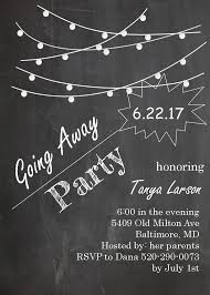 Free Going Away Party Invitations Pin On Farewell Going Away Invitations