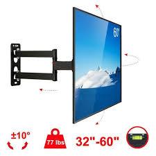 full motion tv wall mount vesa bracket