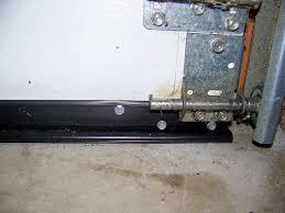 garage door bottom sealINSTALLING GARAGE DOOR BOTTOM SEAL KITS  Garage Door Stuff