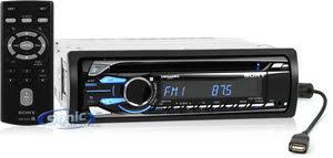 sony cdx gs500r single din car stereo w app remote & pandora Sony Stereo Wiring Colors at Sony Cdx Gs500r Wiring Diagram