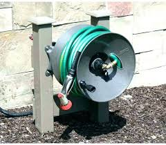 wall mounted hose reel metal l mount hose reel nice garden hanger mounted ames neverleak wall wall mounted hose reel liberty garden