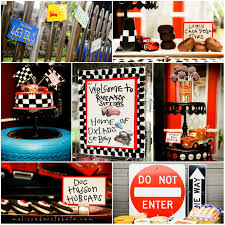 Cars Party Decorations Cars Toddler Birthday Party Ideas Lightning Mcqueen Cars