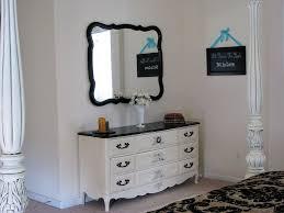 I like the white bottom/black top combo   Dresser   Pinterest ...