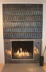 stainless steel fireplace doors images doors design modern