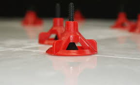 what is the best way to get a tile leveling system for your home office