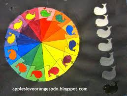 Color Wheel Design Color Wheel Tattoo Google Search Creative
