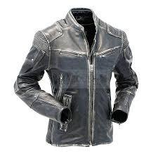 mens navid rider leather jacket cafe racer leather jacket mens leather jacket