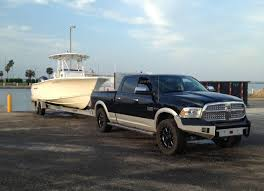 2019 Ram 1500 Towing Chart Towing A Boat Dodge And Ram Have You Covered With An Suv Or