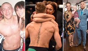 Ufc fight island, abu dhabi united arab emirates. Conor Mcgregor And Dee Devlin S Relationship From Dole To Children