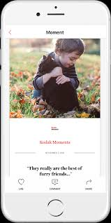 build and share a private collection of kodak moments with your friends and family without the clutter of ads