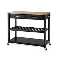 portable kitchen island. Image Of Crosley Natural Wood Top Rolling Kitchen Cart/Island With Removable Shelf Portable Island 1