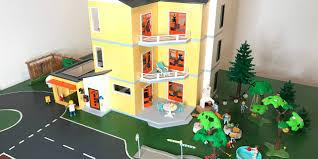 Playmobil Modernes Wohnhaus Einrichtung Und Ergänzungen City