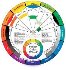 Color Wheel Pocket Version