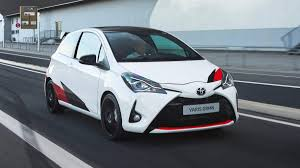 2018 Toyota Yaris GRMN: full details released, including ...